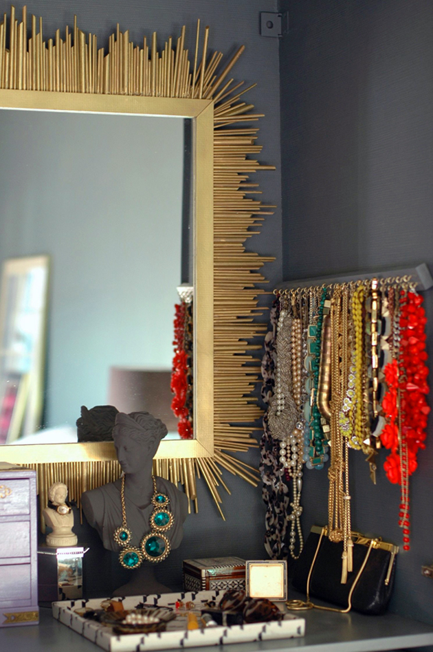 10 Ways to Makeover a Mirror