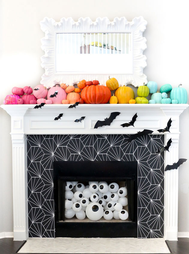 Decorate your home with color this fall!
