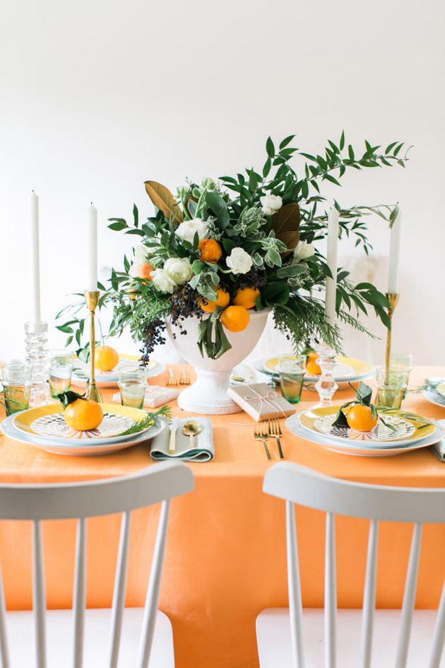 6 Beautiful Thanksgiving Tablescapes